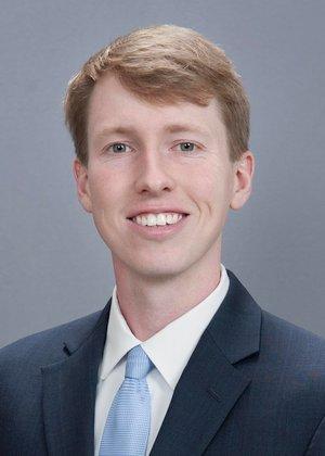 A. Johnson Rhett, Financial Analyst